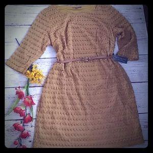 Sharagano NY dress